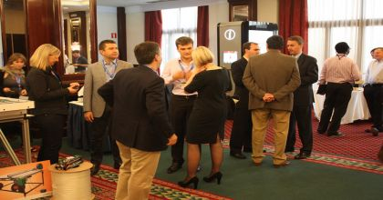 Friday Morning sessions at the FEPE Madrid Congress, 2011