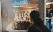 Hungary: Esza OOH campaign invites shoppers to blow out the LED candles-JCDecaux