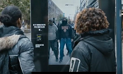 Norway: Contactless payment donation campaign for the Norwegian Centre against Racism-JCDecaux