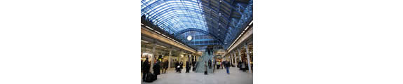 Eurostar appoints JCDecaux Airport to sell St Pancras