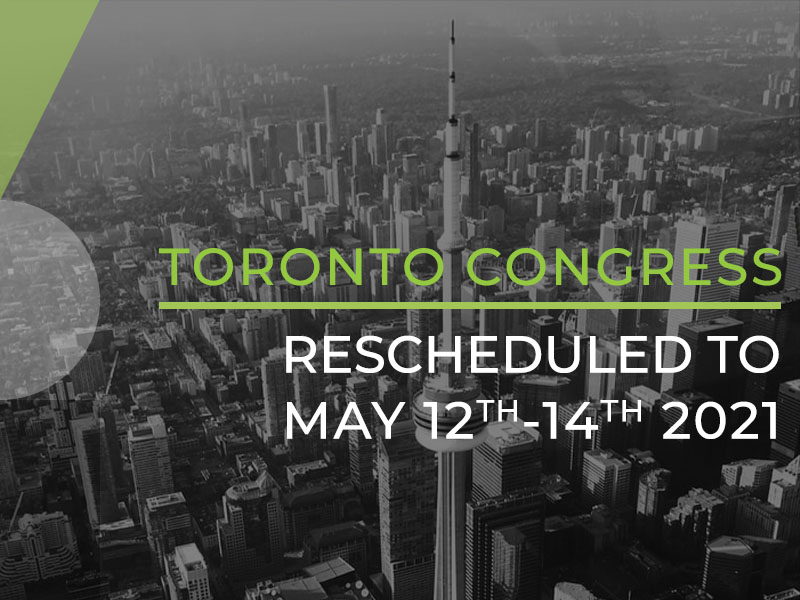 World Out of Home Organization Congress re-scheduled for May 2021 in Toronto